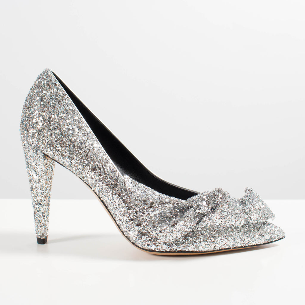 "Isabel Marant Glitter ""Poetty"" Pumps"
