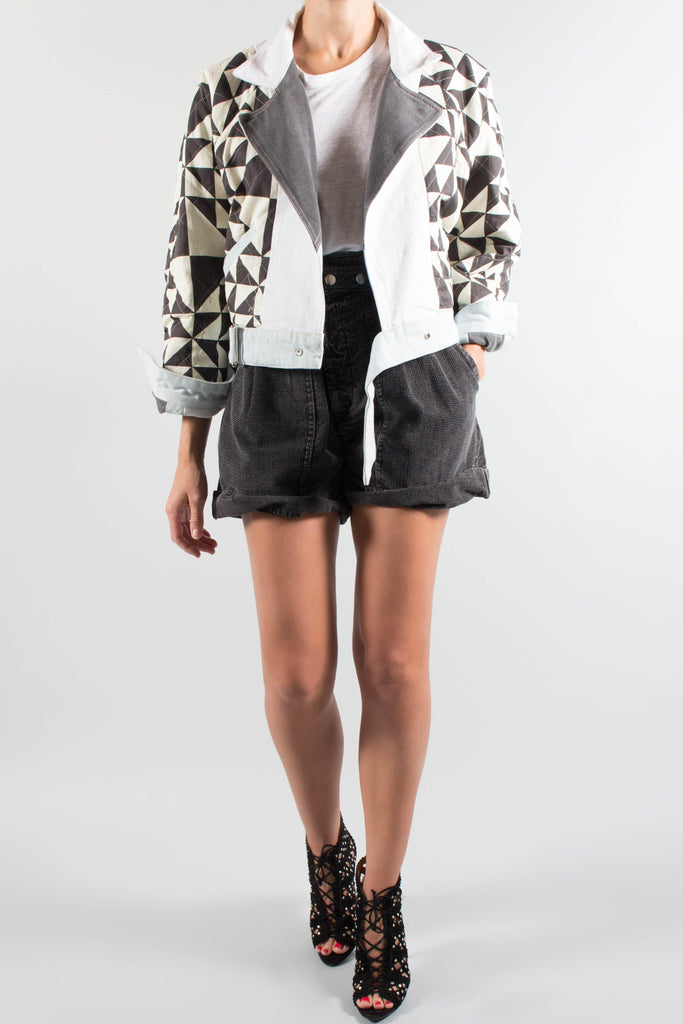 Isabel Marant SAXEN Reversible Jacket
