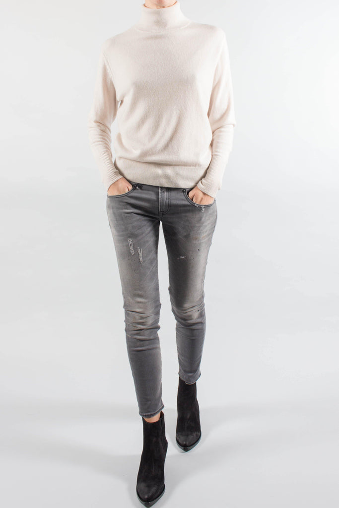Nili Lotan RALPHIE Cashmere Turtleneck Sweater