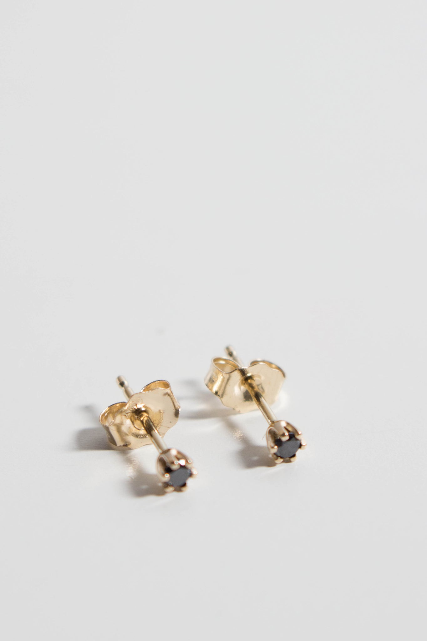 stud baby lily picture earring regal inc jewels gold of pad