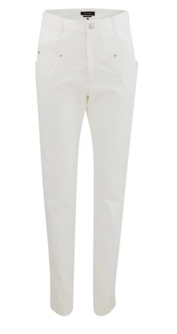 Isabel Marant Lorrick Pants - White