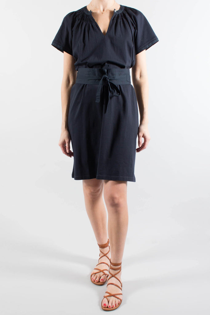 Vanessa Bruno LINSAY Belted Cotton Dress
