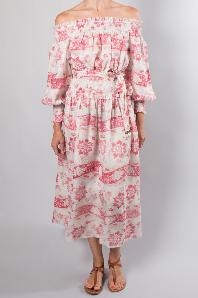 Zimmermann BAYOU Long Dress