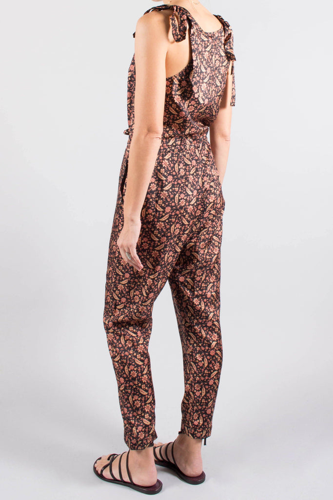 Zimmermann Juniper Tie Shoulder Jumpsuit