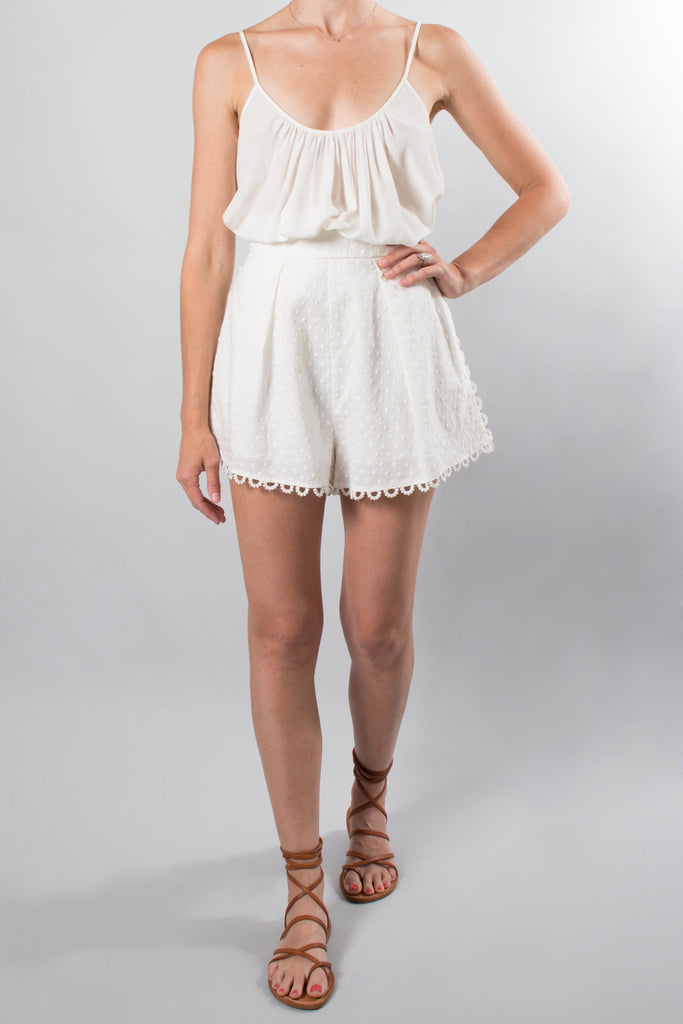 Zimmermann Melody Highwaisted Short