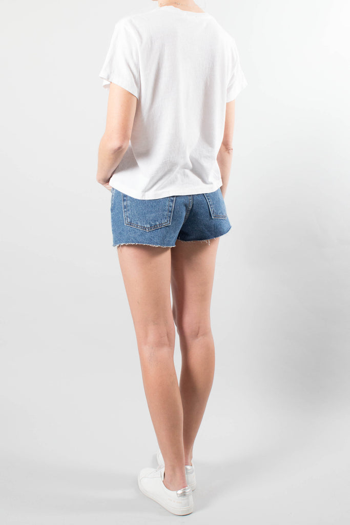 RE/DONE Denim Shorts