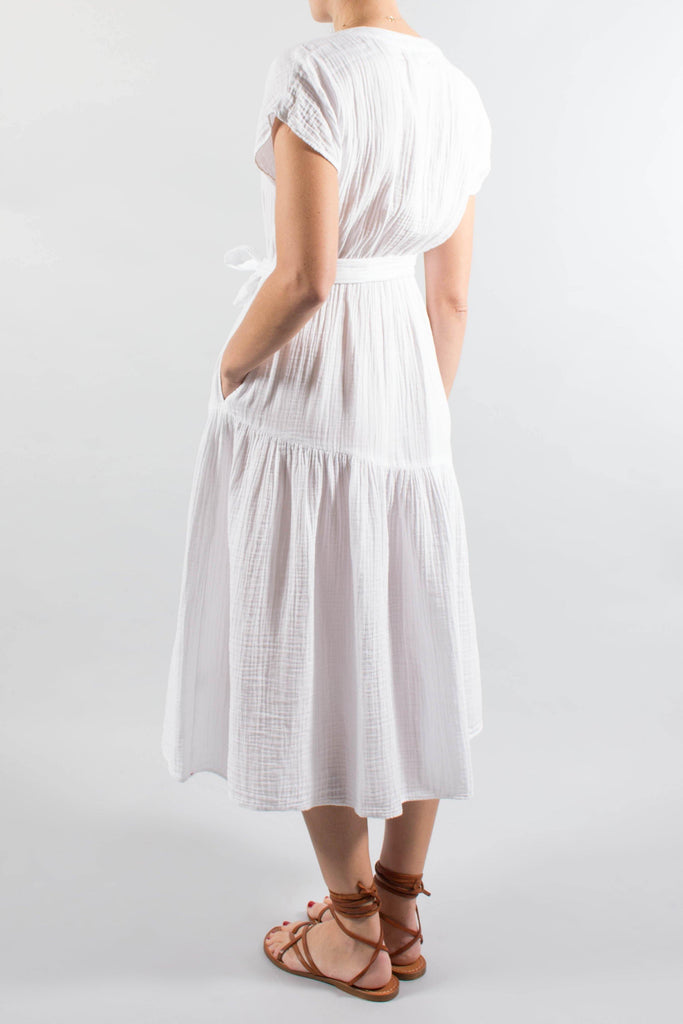 Xirena Cotton Gauze DRUE Dress