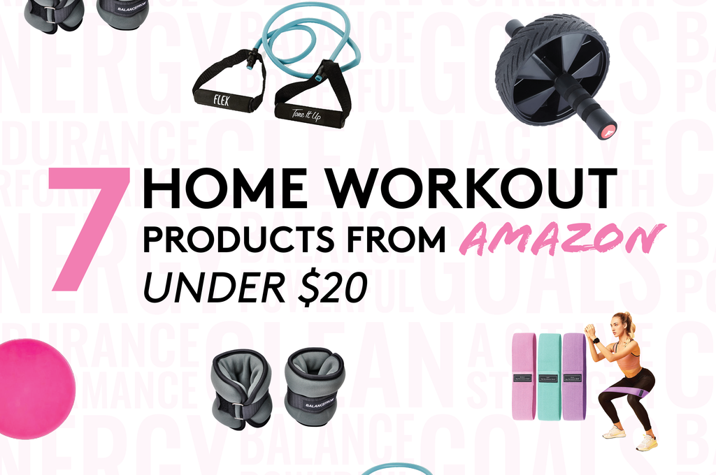 7 Home Workout Products from Amazon for Under $20