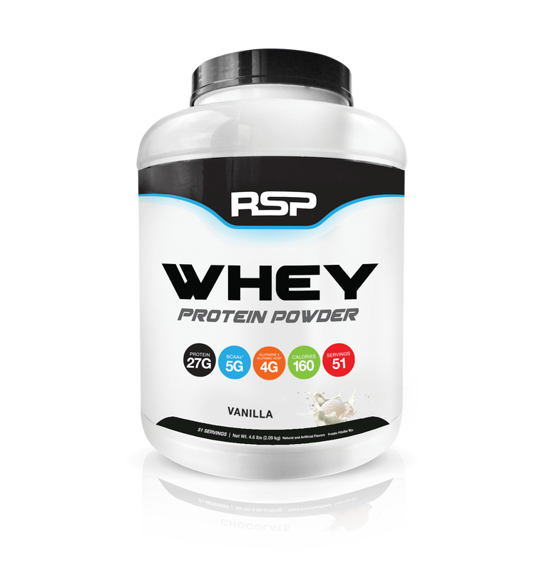 RSP WHEY 5LB