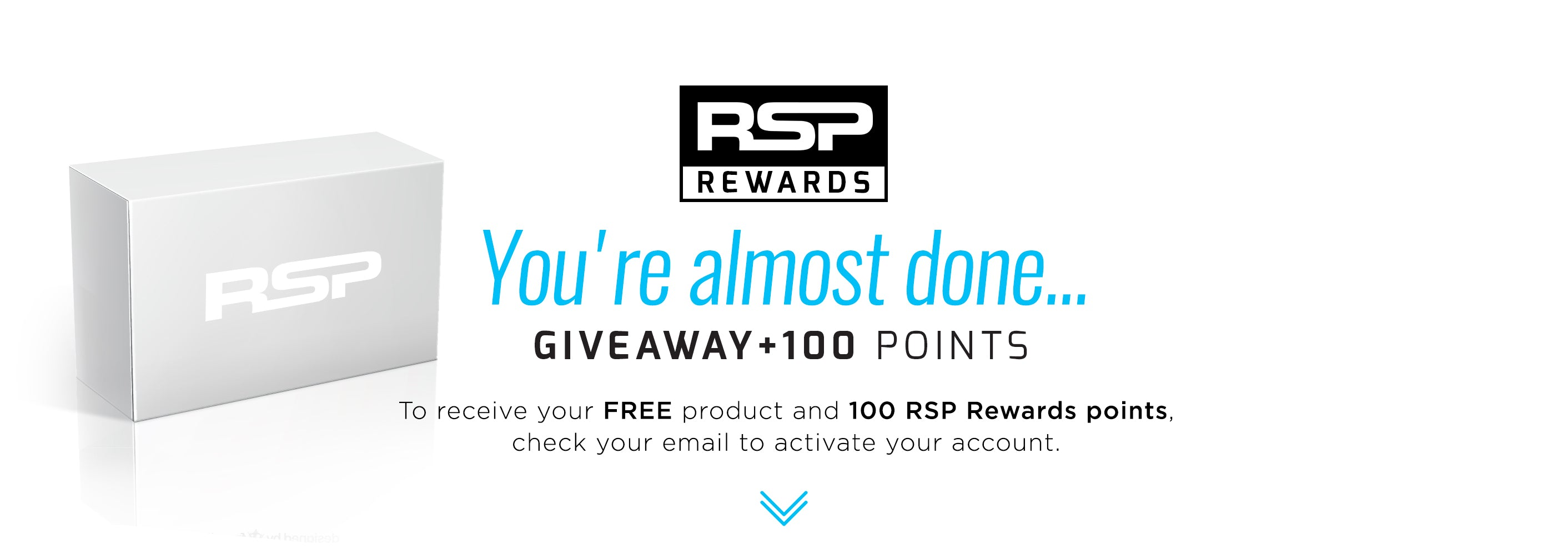 RSP Thank You – RSP Nutrition