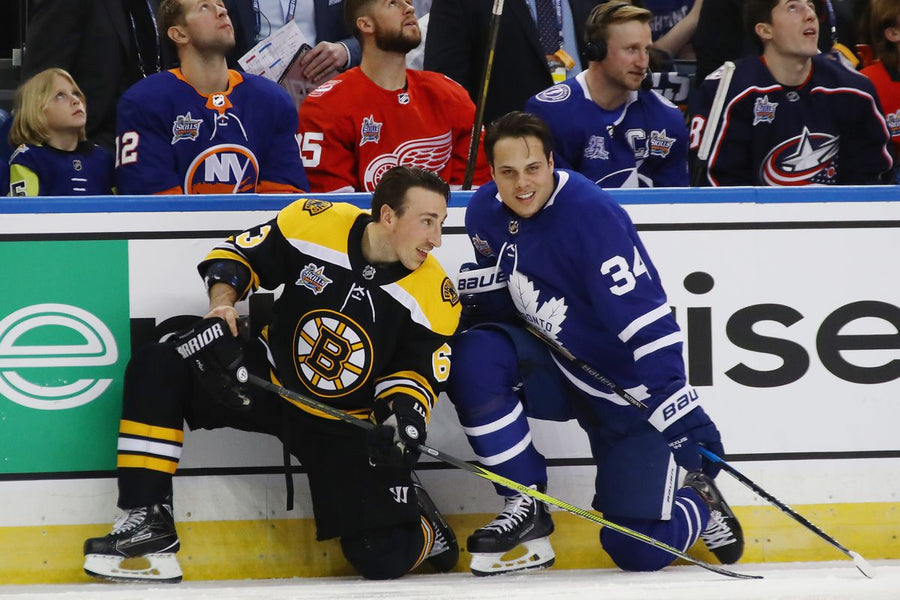 We're on to Columbus: A Bruins-Leafs Series Recap