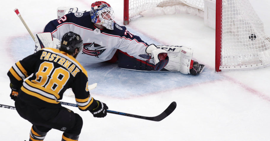 I Called It: A Bruins-Blue Jackets Series Recap