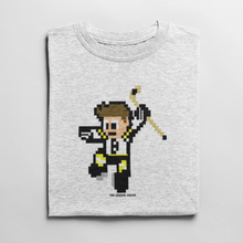 8 Bit Boston Bruins Hockey T Shirt