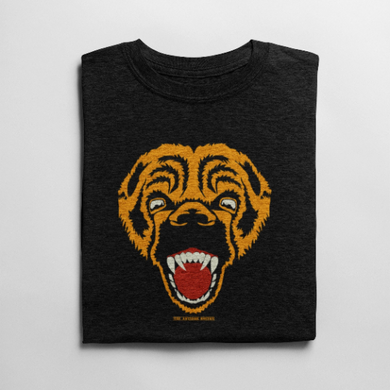 Andy Moog Boston Bruins Bear Mask T Shirt