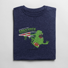 New England Patriots Boogeymen Defense Slimer Ghostbusters T Shirt