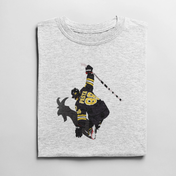 David Pastrnak Pasta GOAT Boston Bruins T Shirt