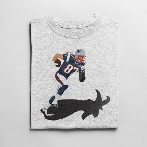 Rob Gronkowski New England Patriots Gronk Goat T Shirt