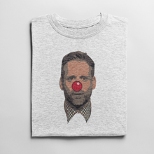 Max Kellerman clown shirt