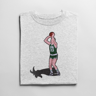 Larry Bird Boston Celtics Goat T Shirt