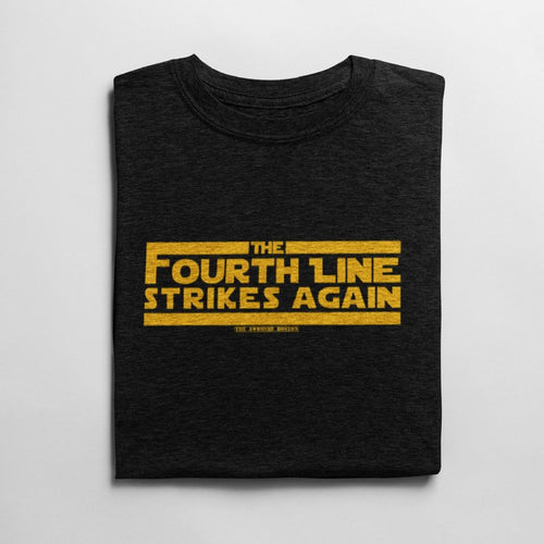 Boston Bruins The Fourth Line Strikes Again Star Wars T Shirt