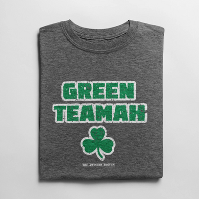 Boston Celtics Green Teamah T Shirt