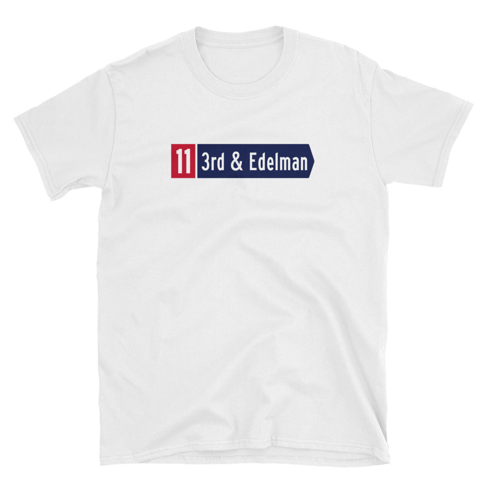 Julian Edelman shirt