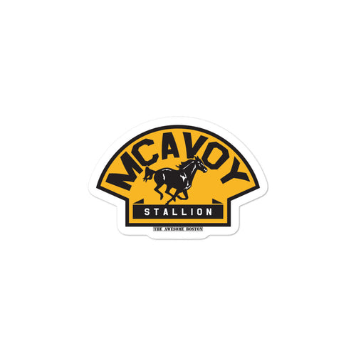 Charlie McAvoy Boston Bruins Sticker