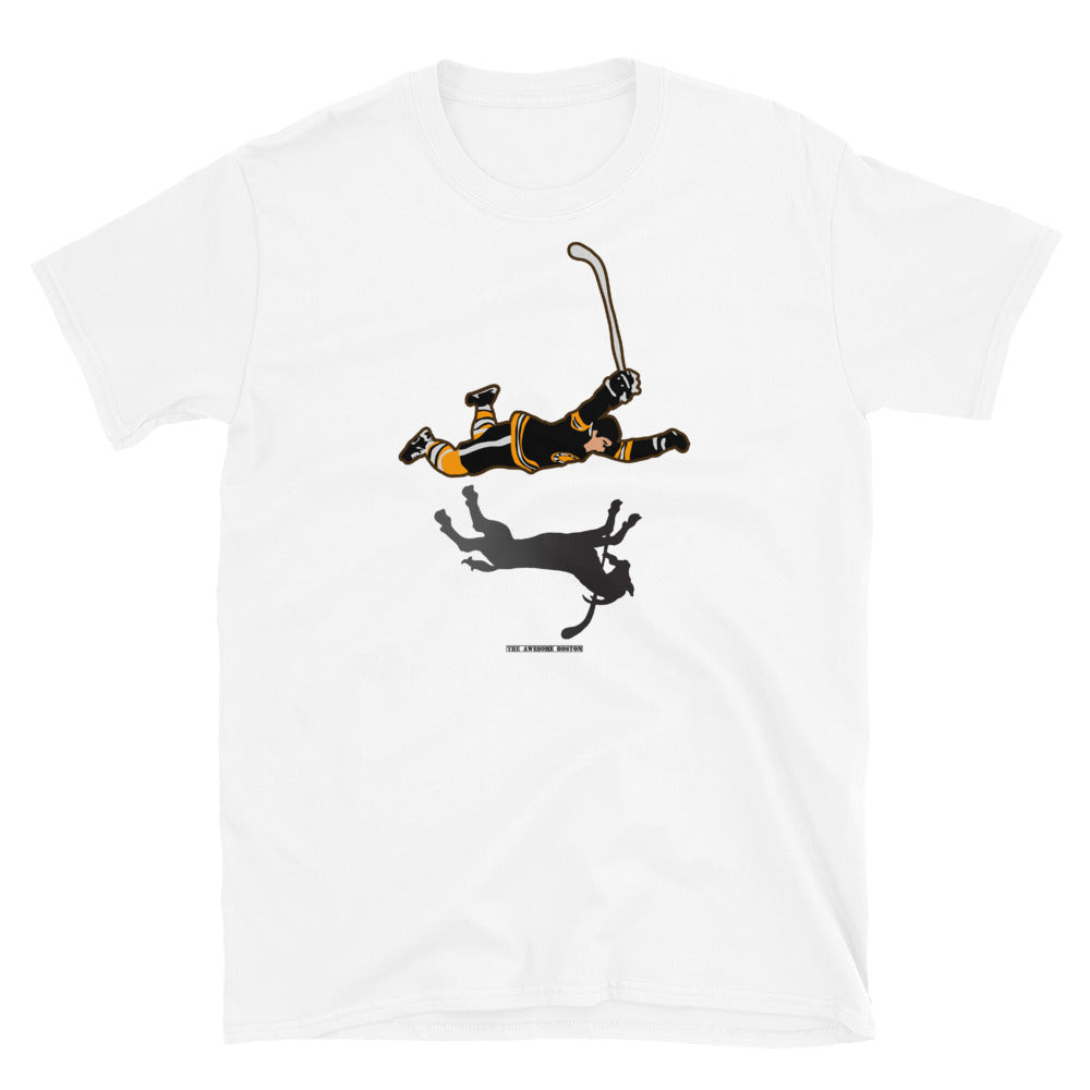 Bobby Orr The Goal Goat T Shirt