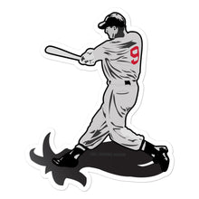 Ted Williams Goat Sticker