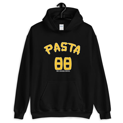 David Pastrnak Pasta Boston Bruins Hooded Sweatshirt