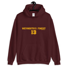 Charlie Coyle Weymouth's Finest Hoodie