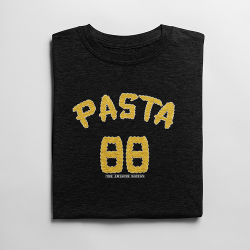 boston bruins pasta shirt