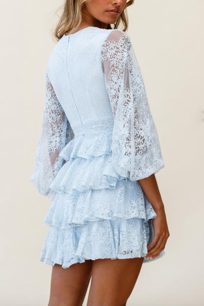 Brielle Lace Dress