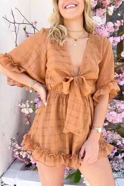 Clementine Playsuit