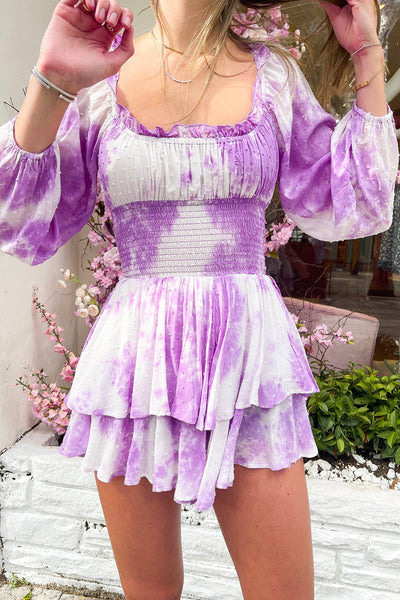 Lilac Dreams Romper