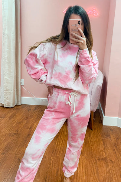 Pink Cloud Set