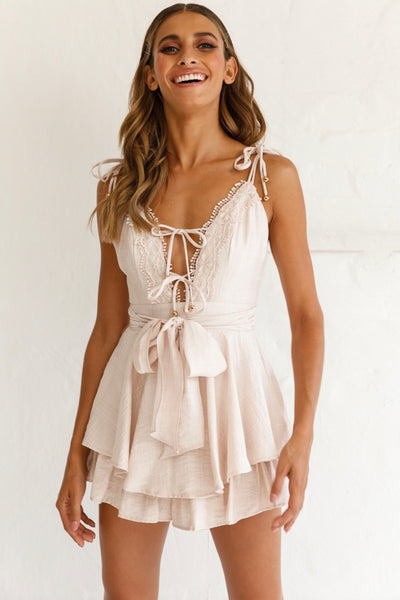 Sweet Nothing Romper
