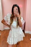 Vivi Dress - White