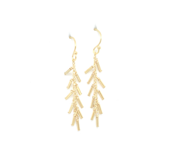 Redwood Fringe Earrings