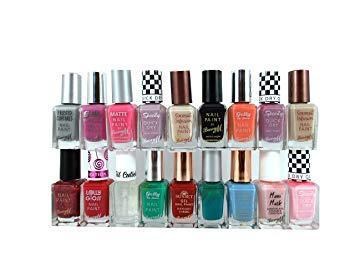 Barry M Nail Polish Set of 10 - Beautynstyle