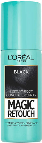 L'Oreal Paris Magic Retouch Instant Root Concealer Spray Black - Beautynstyle