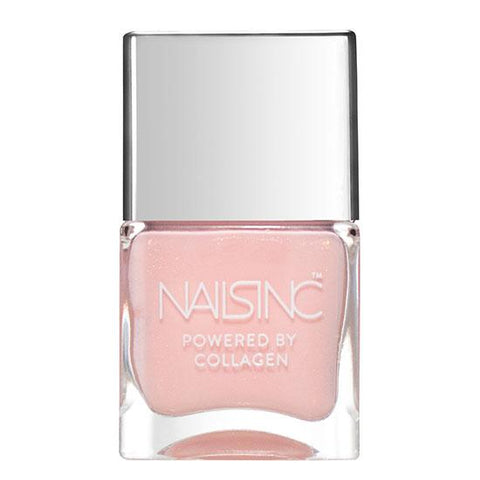 Nails Inc Conceal And Reveal Powered By Collagen Nail Polish 14ML - Beautynstyle