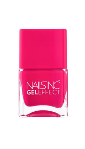 Nails Inc Gel Effect Nail Polish Great Queen Place 14ML - Beautynstyle