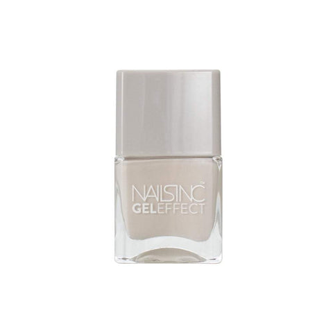 Nails Inc Gel Effect Nail Polish Green Park Mews 14ML - Beautynstyle