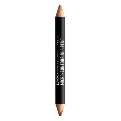 NYX Micro Contour Duo Pencil 03 Medium Deep - Beautynstyle
