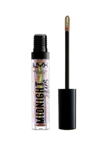 NYX Midnight Chaos Chromatic Lip Gloss 02 Pastel Comet - Beautynstyle