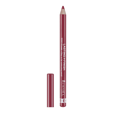 Rimmel Lasting Finish 1000 Kisses Lip Liner 004 Indian Pink - Beautynstyle