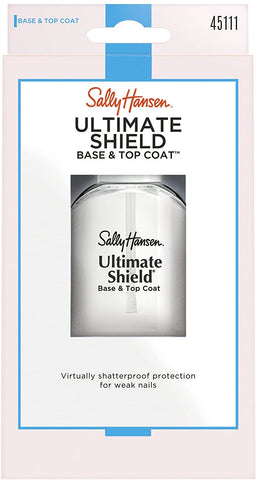 Sally Hansen Ultimate Shield Base & Top Coat - Beautynstyle