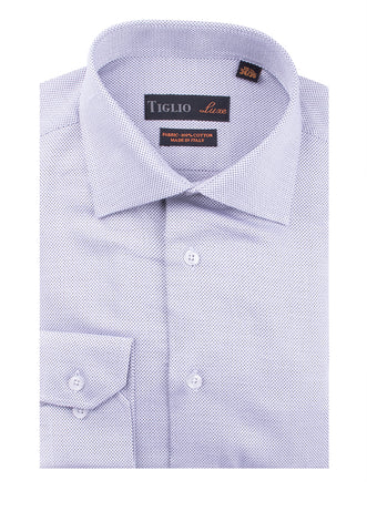 Dress Shirt - Barrel Cuff GENOVA-RC 014FAN