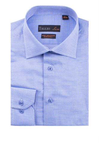 Dress Shirt - Barrel Cuff GENOVA-RC 015FAN